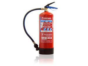 Extintor Agua-Espuma 21A 233B 75F