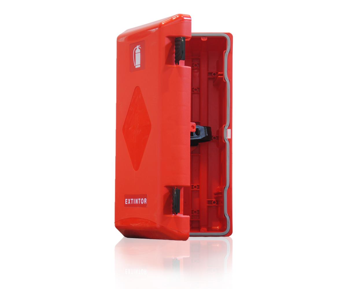 Armarios para extintores