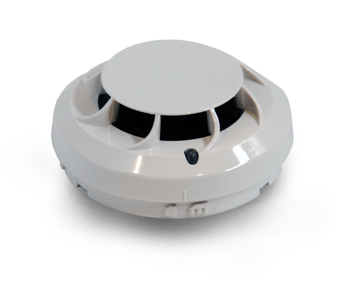 Detector óptico de humos autónomo