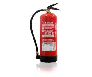 Categoría - Extintores