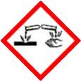 Sustancias corrosivas - Nuevo